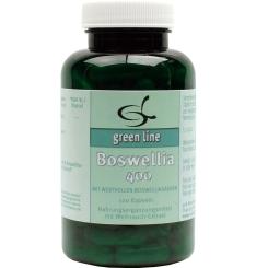 green line Boswellia 400