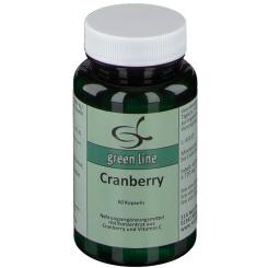 green line Cranberry