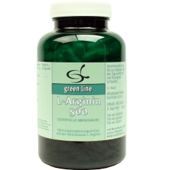 green line L-Arginin 500