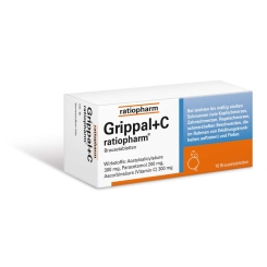 Grippal+C ratiopharm®