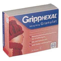 GrippHEXAL® 500 mg/30 mg
