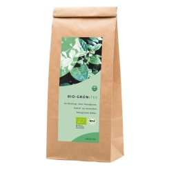 Grüner Tee Sencha BIO