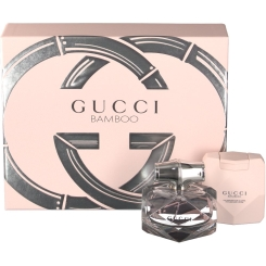 GUCCI Bamboo + 100 ml Bodylotion GRATIS