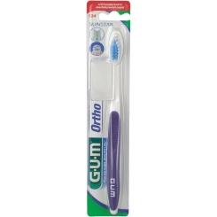GUM® Kfo Zahnbürste 124