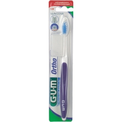 GUM® Ortho Zahnbürste 124