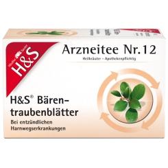 H&S Bärentraubenblätter Nr. 12