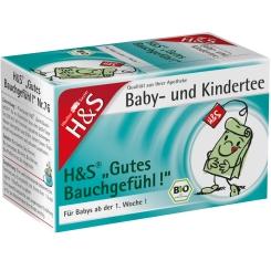 H&S Bio Baby- und Kindertee Gutes Bauchgefühl Nr. 76