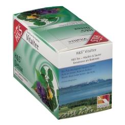 H&S Detox Vitaltee Filterbeutel Nr. 73