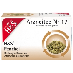 H&S Fencheltee Nr. 17