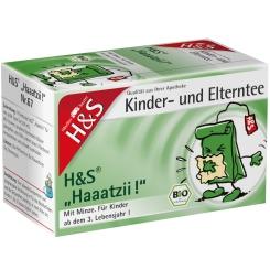H&S Haaatzii Bio Kinder- und Elterntee Nr. 67