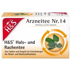 H&S Hals- und Rachentee Nr. 14