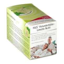 H&S Holunderblüte-Limette Nr. 91