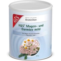 H&S® Magen und Darmtee mild loser Tee