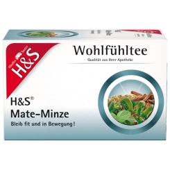 H&S® Mate-Minze Nr. 46