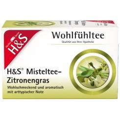 H&S Misteltee mit Zitronengras Nr. 24