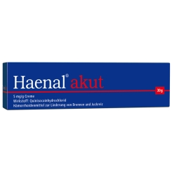 Haenal® akut