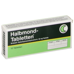 Halbmond-Tabletten®