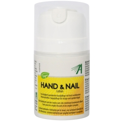 HAND & NAIL Mineralstoff Lotion
