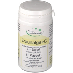 Hannes pure Lebenslust® Braunalge + C