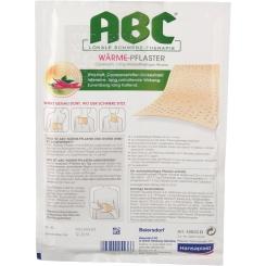 Hansaplast ABC® Wärme-Pflaster Capsicum