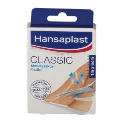 Hansaplast Classic 1 m x 6 cm