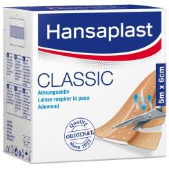 Hansaplast Classic 5m x 6cm