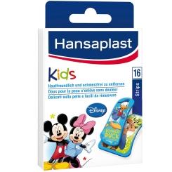 Hansaplast Junior Micky Strips