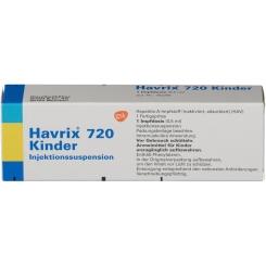 HAVRIX 720 Kinder