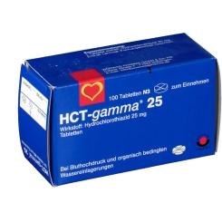 Hct Gamma 25 Tabletten