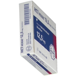 Hct Hexal 12,5 mg Tabletten