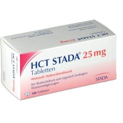HCT STADA 25 mg Tabletten