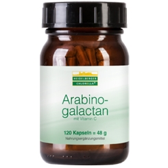 Heidelberger Chlorella® Arabinogalactan mit Vitamin C