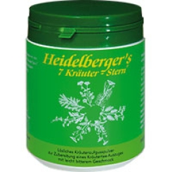 Heidelberger´s 7 Kräuter-Stern® Tee