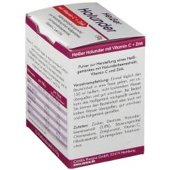 Heisser Holunder + Vitamin C + Zink