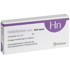 Helleborus niger D 20 aquos.