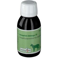 hempVet Omega Öl, Katze