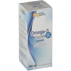 HENRY LAMOTTE OILS Omega-3 Fischöl