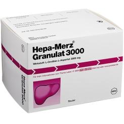 Hepa Merz® Granulat 3000
