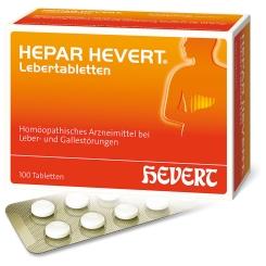 Hepar Hevert® Lebertabletten