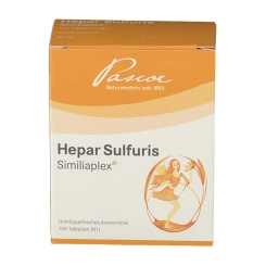 Hepar Sulfuris Similiaplex® Tabletten