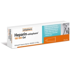Heparin-ratiopharm® 180 000 I.E.Gel