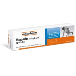 Heparin-ratiopharm® Sport Gel