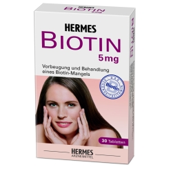 HERMES Biotin 5 mg