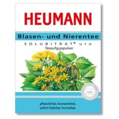 Heumann Blasen- und Nierentee Solubitrat® Uro