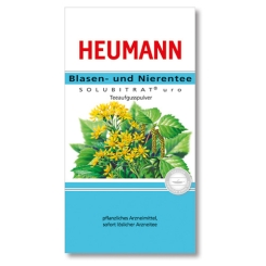 Heumann Blasen- und Nierentee Solubitrat® Uro - shop ...