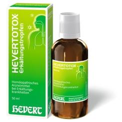 HEVERTOTOX® Erkältungstropfen
