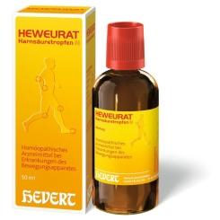 Heweurat Harnsäuretropfen N