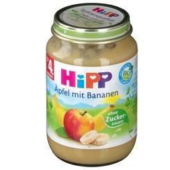 HiPP Äpfel mit Bananen