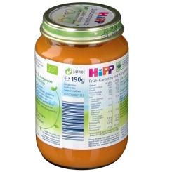 HiPP Früh-Karotten mit Kartoffeln