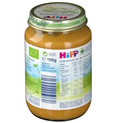 HiPP Gemüsereis mit BioHühnchen